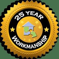 25 year workmanship
