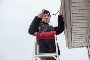 roof decorating