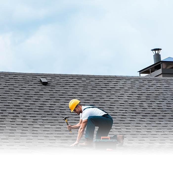 repairing asphalt shingle roof